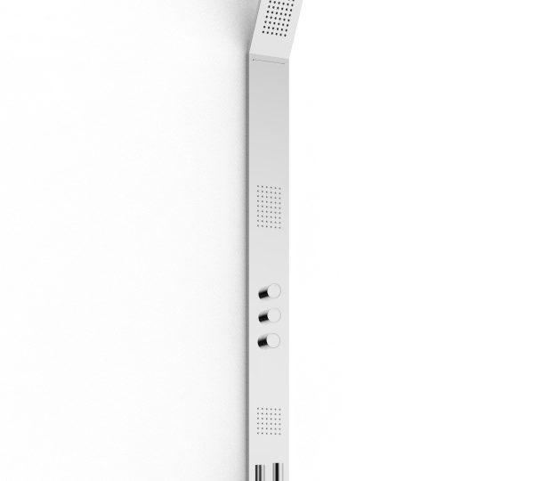 Columna de ducha multifuncional (con Flyfall ®) empotrada
