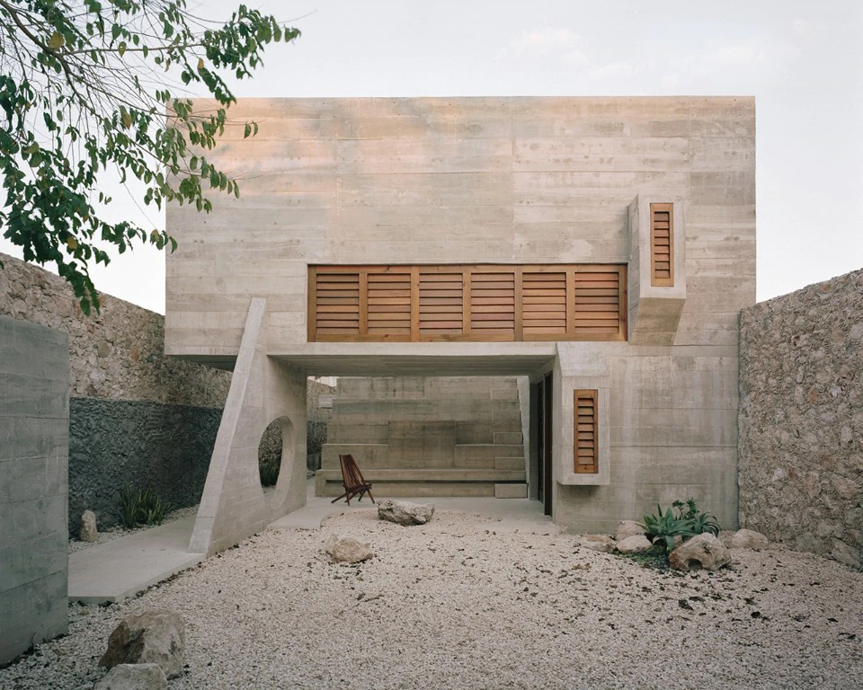 Yucatan, Mexico A contemporary house inspired by the Mayan culture